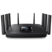 Router Wireless Linksys EA9500, Gigabit, Tri-Band, 5400 Mbps, 8 Antene Externe