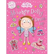 Camilla the Cupcake Fairy Sticker Dolly Dress Up by Lara Ede