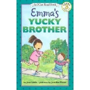 Emma's Yucky Brother Pb by Jean Little