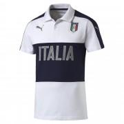 プーマ FIGC ITALIA カジュアルポロシャツ メンズ white-peacoat