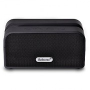 Selectec 4.1 Portable Wireless Bluetooth Speaker with Built in Microphone for iPhone iPad Samsung Galaxy Google Nexus HTC LG Motorola BLU Blackberry Sony and other Smartphone Cell Phone Tablet