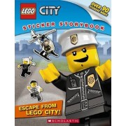 Lego City - Escape from Lego City! by Inc. Scholastic