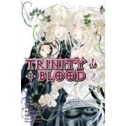 Trinity Blood 17 by Suano Yoshida
