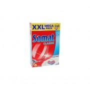110бр Таблетки за съдомиялна машина XXL Somat Classic Soda Effect
