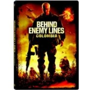 Behind enemy lines Colombia DVD 2009