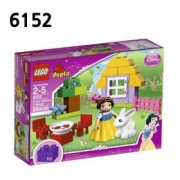 LEGO Duplo Lego Snow White's cabin] [global seller] LEGO Duplo Princess Snow White's Cottage 6152 / Lego Duplo Snow lodge / gift