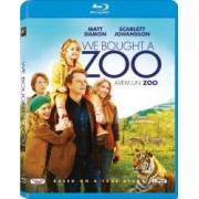 WE BOUGHT A ZOO BluRay 2011