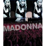 Madonna - Sticky & Sweet Tour (0093624967545) (1 BLU-RAY + 1 CD)