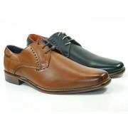Bugatti U8107Pr1W Zapatos de cordones para hombre, color