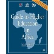 Guide to Higher Education in Africa by International Association of Universities