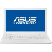 Laptop Asus VivoBook X541UA Intel Core Kaby Lake i3-7100U 500GB 4GB Endless HD White Bonus Geanta Laptop SBox Rome