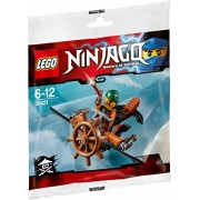 LEGO Ninjago: Skybound Plane Set 30421 (Bagged)