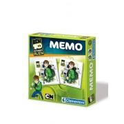 Clementoni 12863 - Memo Games Ben 10 Ultimate Alien