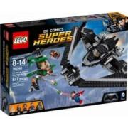 Set de constructie Lego Heroes of Justice Sky High Battle