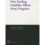 How Funding Instability Affects Army Programs by David Kassing
