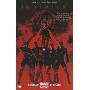 New Avengers Volume 2: Infinity (marvel Now) by Jonathan Hickman