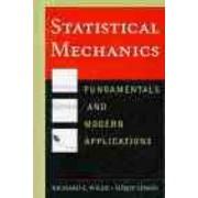 Statistical Mechanics by Richard E. Wilde
