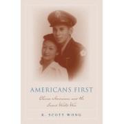 Americans First by K. Scott Wong