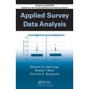 Applied Survey Data Analysis by Steven G. Heeringa