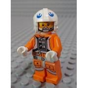 Lego minifigs [Star Wars 597] Snowspeeder Pilot_C