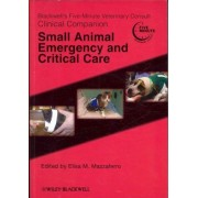 Blackwell's Five-Minute Veterinary Consult Clinical Companion by Elisa M. Mazzaferro
