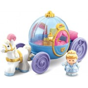 Fisher Price Disney Princess - Carruaje de Cenicienta