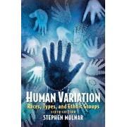Human Variation by Stephen Molnar