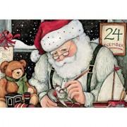 Lang SantaS Workshop by Susan Winget Puzzle (1000-Piece)