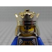 Lego Minifig Castle 258 King Mathias A
