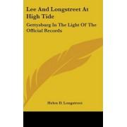 Lee and Longstreet at High Tide by Helen D Longstreet