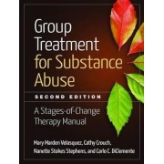 Group Treatment for Substance Abuse by Mary Marden Velasquez