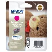 Epson T06134010 Tintapatron Stylus D68, D88, D88PE nyomtatókhoz, EPSON vörös, 8ml