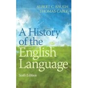 A History of the English Language by Albert C. Baugh