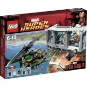 LEGO Super Heroes Malibu Landhuis Aanval - 76007