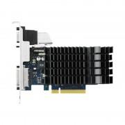 Placa video Asus nVidia GeForce GT 730 Silent 1GB DDR3 64bit