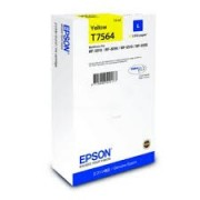Epson T7564 Patron Y 2,5K (Eredeti) 50ml tintapatron 8010DW / 8510DWF