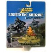 Johnny Lightning Brigade Desert Storm M1A1 Tank