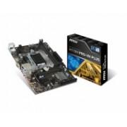 Tarjeta Madre MSI micro ATX H110M PRO-VH PLUS, S-1151, Intel H110, HDMI, USB 3.0, 32GB DDR4, para Intel