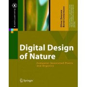 Digital Design of Nature by Oliver Deussen