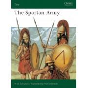 The Spartan Army by Nick Sekunda