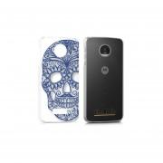 Funda Para Celular Motorola Moto Z Play - Calavera