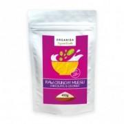 Organiqa Bio nyers ropogós müzli - csokoládé-kókusz - 450g