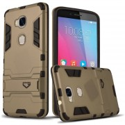 Ultra Slim Huawei Honor 5X Armor Case for Huawei Honor 5X Shockproof Case- Champagne Gold