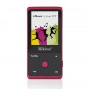 MP3 Player cu bluetooth Trekstor, 8 GB, LCD, Rosu