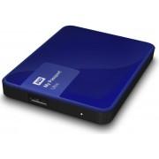 Hard disk extern WD My Passport Ultra 500GB Blue USB 3.0 Hardware Encryption
