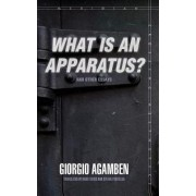 What is an Apparatus? And Other Essays by Giorgio Agamben