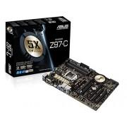 ASUS Z97-C Intel Z97 Socket H3 (LGA 1150) ATX scheda madre