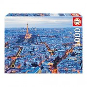 Paris Lights - Educa 1000 Piece Puzzle