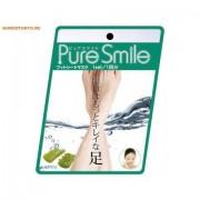 "SUN SMILE 005230 ""Pure Smile"" Питательная маска для ступней с эссенцией алоэ, 1 пара."