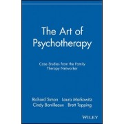 The Art of Psychotherapy by Richard Simon